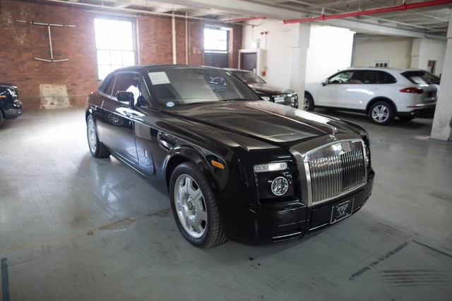Pre-Owned 2009 Rolls-Royce Phantom Coupe