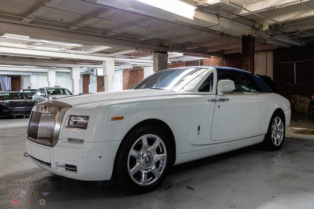 Pre-Owned 2016 Rolls-Royce Phantom Coupe Drophead