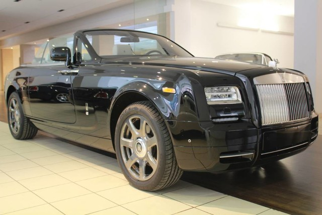 Pre Owned 2016 Rolls Royce Phantom Drophead Coupe