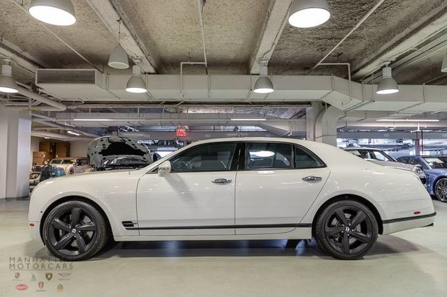 Pre-Owned 2016 Bentley Mulsanne Speed