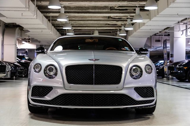 Pre-Owned 2016 Bentley Continental GT V8S V8 S