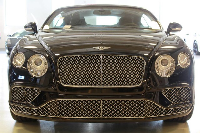Pre-Owned 2017 Bentley Continental GT