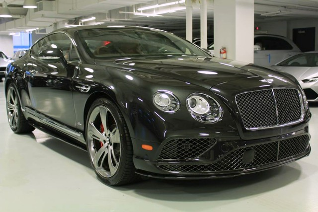 pre-owned 2017 bentley continental gt speed coupe in new york #40494