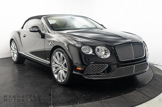 Pre-Owned 2018 Bentley Continental GTC