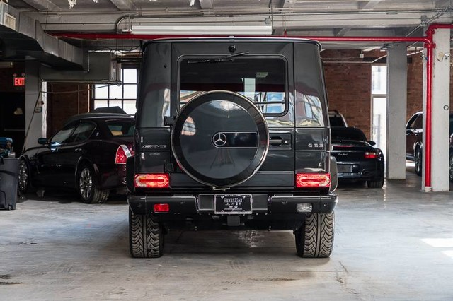 Pre-Owned 2016 Mercedes-Benz G-Class AMG G 63