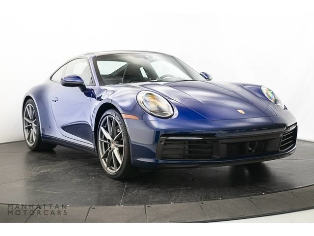 New 2020 Porsche 911 Carrera S (992)