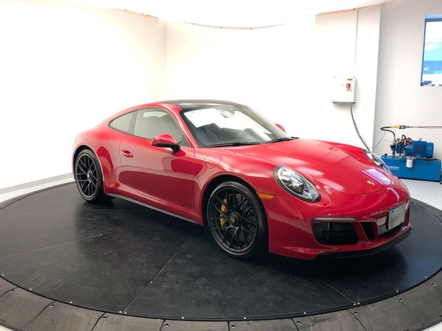 911 Carrera Gts >> Certified Pre Owned 2018 Porsche 911 Carrera Gts