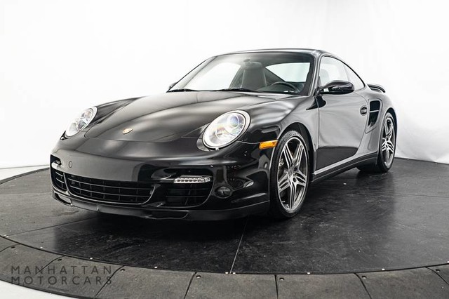 Certified Pre-Owned 2008 Porsche 911 Turbo