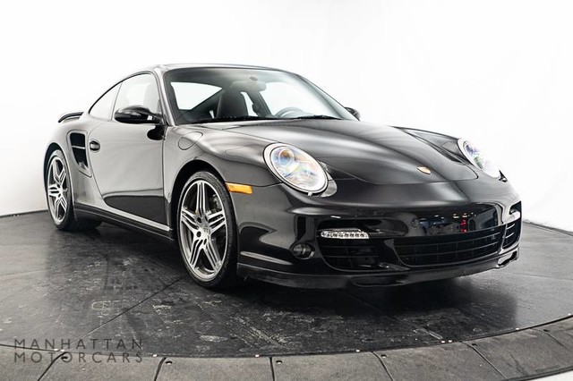 Manhattan Motor Cars >> Certified Pre Owned 2008 Porsche 911 Turbo