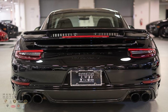 Certified Pre-Owned 2018 Porsche 911 Turbo S Exclusive