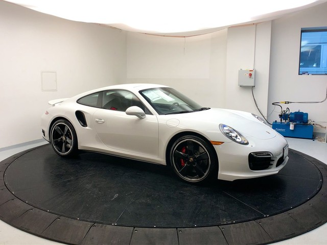 Certified Pre-Owned 2014 Porsche 911 Turbo