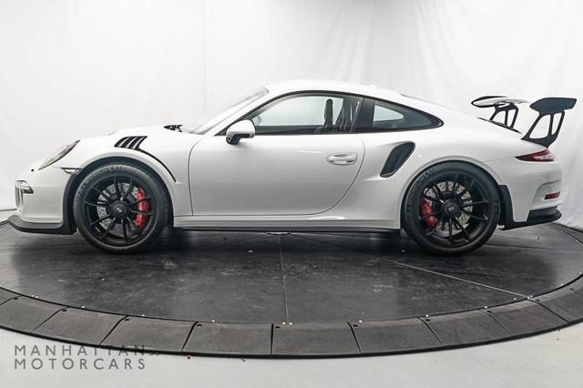 Certified Pre-Owned 2016 Porsche 911 GT3 RS