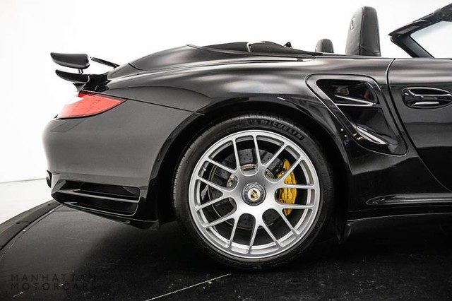 Pre-Owned 2012 Porsche 911 S Turbo