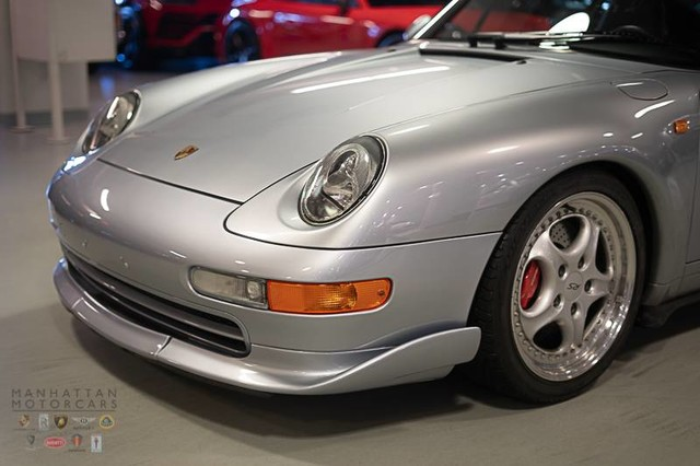 Pre-Owned 1996 Porsche 911 Carrera RS 3.8