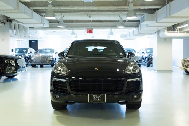 Certified Pre-Owned 2015 Porsche Cayenne S E-Hybrid