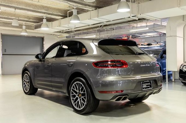 Certified Pre-Owned 2015 Porsche Macan Turbo