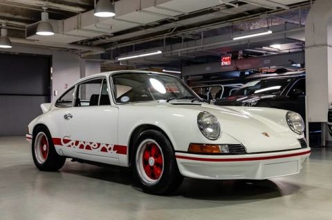Pre-Owned 1973 Porsche 2.7 RS