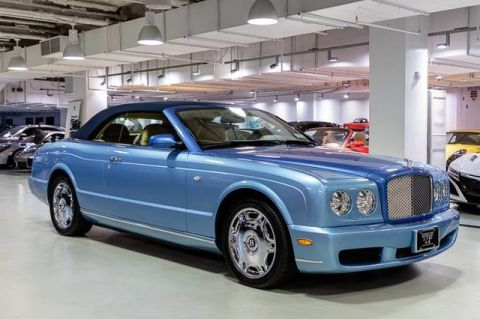 Pre-Owned 2007 Bentley Azure
