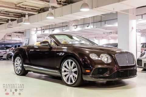 Pre-Owned 2017 Bentley Continental GTC