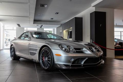 Pre-Owned 2009 Mercedes-Benz SLR McLaren 722s