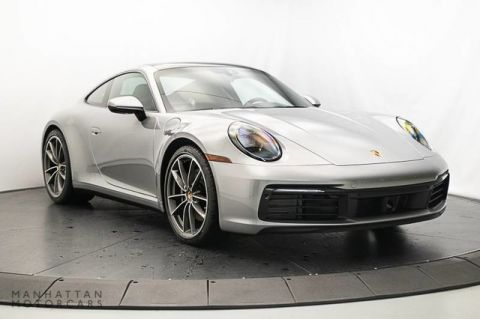 New 2020 Porsche 911 Carrera S